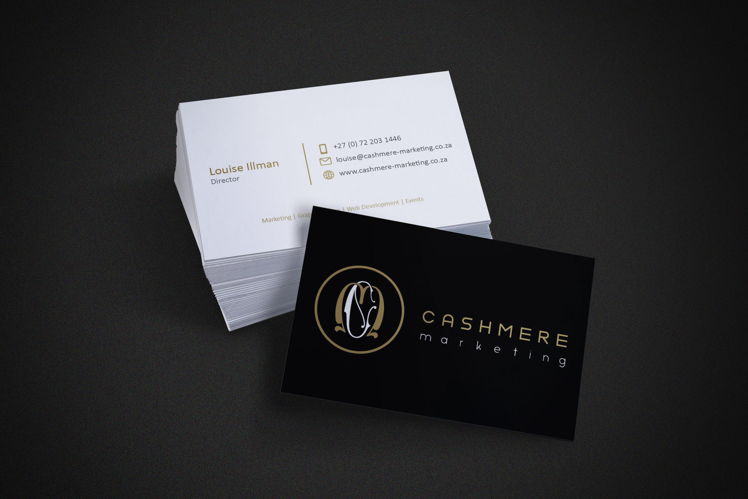 Cashmere Marketing are expert specialists in creative brand marketing and development.